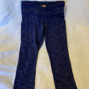 Lucy Powermax Capri workout pants